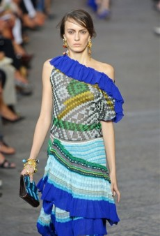 Missoni Spring 2012 Runway Review