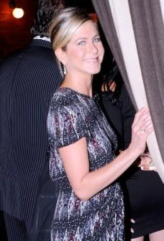 Jennifer Aniston Buys a $450,000 Glenn Ligon Painting