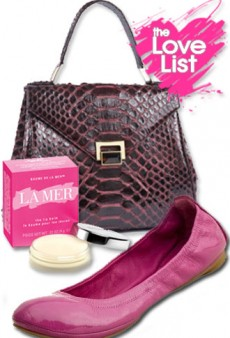 Think Pink: The Love List