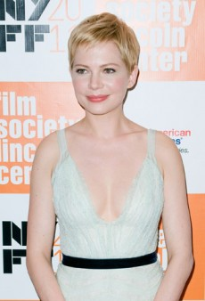 Michelle Williams: Beauty Look of the Week