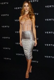 Rosie Huntington-Whiteley: Look of the Day