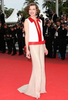 Milla Jovovich: Reemerging Style Star