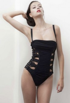 Spring 2012 Jean Paul Gaultier for La Perla