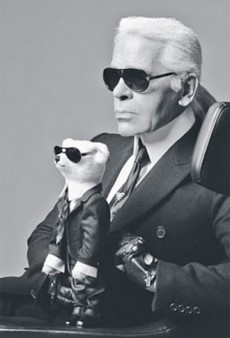 Karl Lagerfeld for Fossil Watches