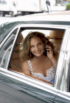 Diane Von Furstenberg Doles Out Dating Advice