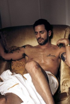 Marc Jacobs to Share the Screen with Alexander Skarsgard! (and Jason Bateman)