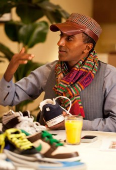 Chef Marcus Samuelsson Cooks Up Style: Closed Set with Julie Bensman