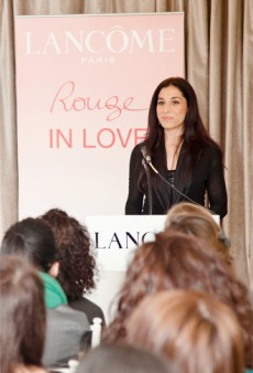 Lancome Rouge In Love Lipstick Collection