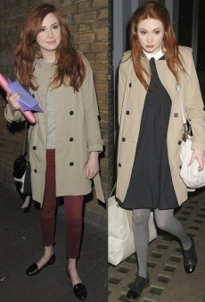 Get the Celeb Look: Karen Gillan Recycles Favorite Pieces