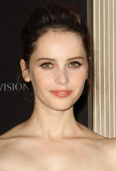 Felicity Jones: Beauty Look of the Week