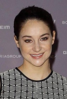 Shailene Woodley: Look of the Day