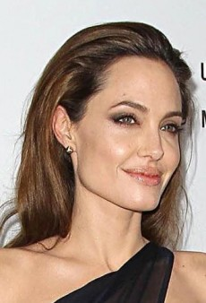Angelina Jolie: Look of the Day