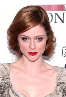 Coco Rocha: Look of the Day – Champagne-colored Tasteful Glamour