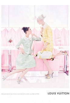 See Louis Vuitton's Spring 2012 Campaign