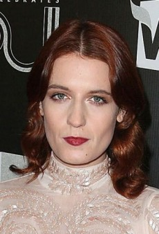 Florence Welch: Look of the Day