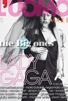 Link Buzz: Lady Gaga for Vogue L'Uomo & Jada Pinkett to Lose the Smith