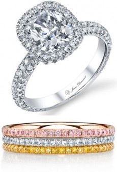 Customized Engagement Rings: Closed Set with Julie Bensman