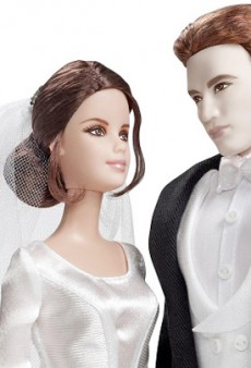 Twilight Barbie Dolls Are Coming to a Child Near You