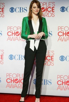 Red Carpet Recap: People's Choice Awards 2012
