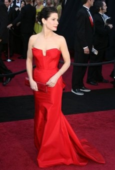 Seeing Red: Celebs Favor the Fiery Hue