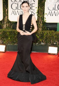 Golden Globes Red Carpet 2012 Fashion Recap