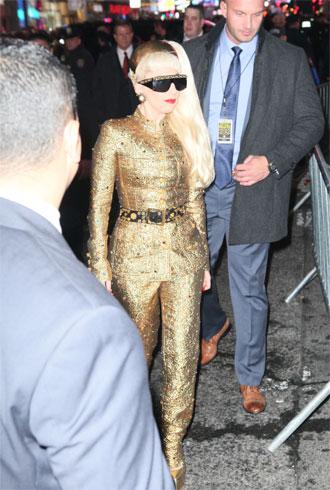 Lady Gaga NYE