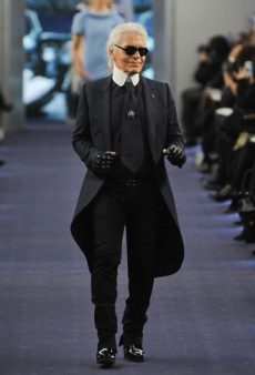 Let Karl Lagerfeld Be Your Captain on Air Chanel