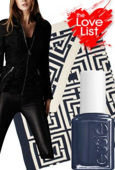 COCOCOZY Black & Blue: The Love List