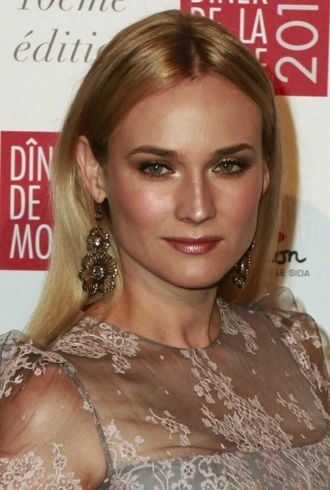 Diane Kruger Sidaction AIDS Gala Paris cropped