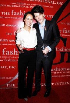 Fashion Group International's Rising Star Awards Winners