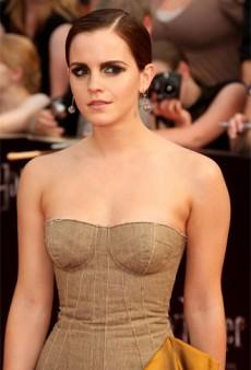 Emma Watson Thinks She's Boring