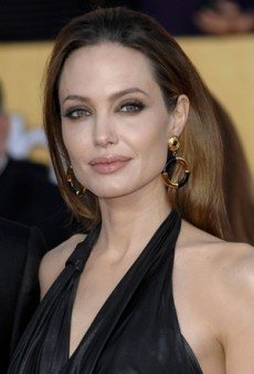 Angelina Jolie: Beauty Look of the Week