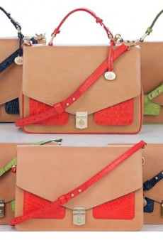 Brahmin's Blogger Dream Handbag Collection: A tFS Exclusive Interview