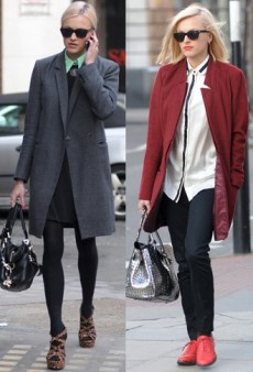 Walk This Way: Get Fearne Cotton's Street Style