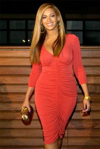 Beyonce Post Blue Ivy