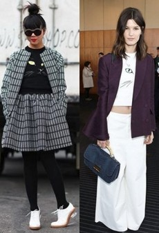 Get the Look: Glamour x Opening Ceremony Cat Sweater