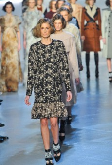 Rodarte Fall 2012 Runway Review