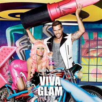 Nicki Minahj Ricky Martin VIVAGLAM