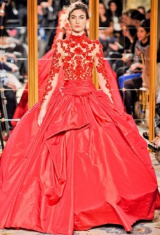 Marchesa Fall 2012 Runway Review
