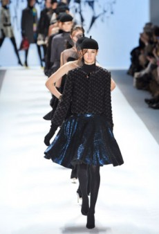 Milly Fall 2012 Runway Review