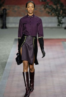 Tommy Hilfiger Fall 2012 Runway Review