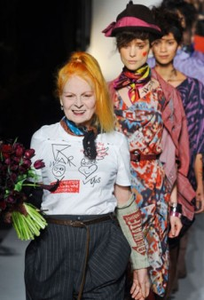 Vivienne Westwood Red Label Fall 2012 Runway Review