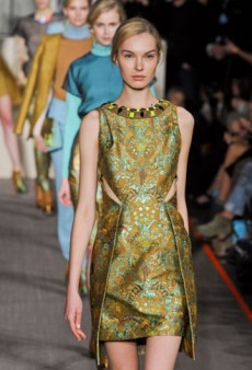 Matthew Williamson Fall 2012 Runway Review