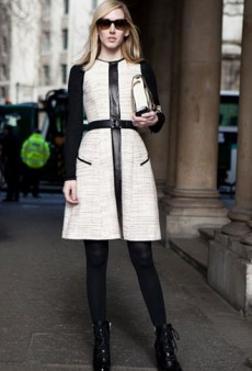 Street Style Chronicles: London Fashion Week Fall 2012