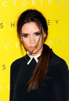 Victoria Beckham is Tired