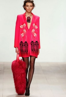 Holly Fulton Fall 2012 Runway Review