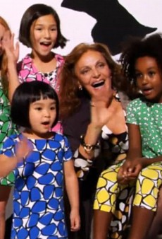 DVF for Gap Kids to Launch Next Month (Forum Buzz)