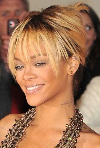 Rihanna 2012 Brit Awards London cropped