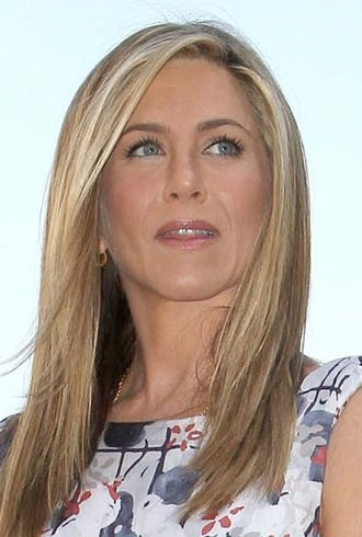 Jennifer Aniston Hollywood Walk of Fame Ceremony Los Angeles cropped