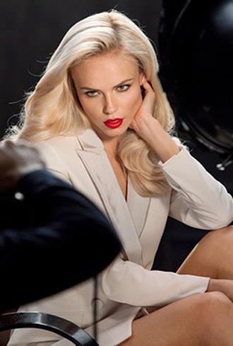 Natasha Poly L'Oréal commercial